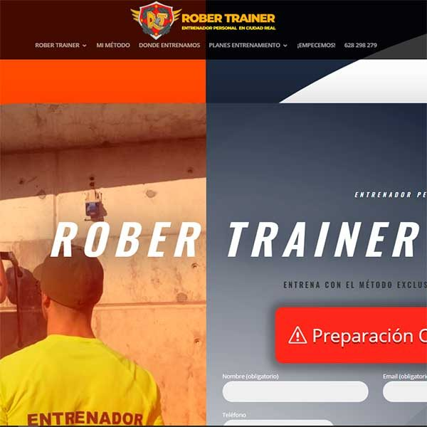 home Rober Trainer